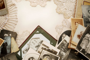 vintage photos and accessories
